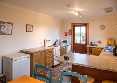 Ghillie Brae kitchen